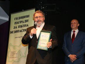 """Дончо Дончев - автор на книгата \""""Люти шофьори\""""."""
