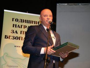 Ангел Попов - Заместник-министър на транспорта, информационните технологии и съобщенията.