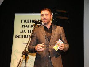 Кристиан Кръстев - заместник-кмет по транспорт и транспортна инфраструктура на Столична община.